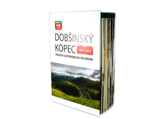 Kniha Dobšinský kopec