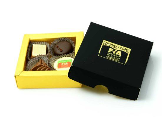 Čokoládové bonboniéry Chocolate Patrik