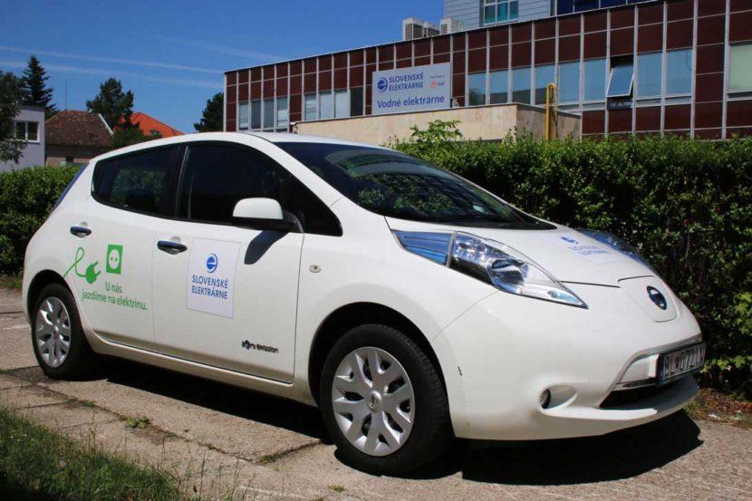 Nissan Leaf / Electric car